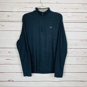 Vineyard Vines 1/4 zip pullover shirt